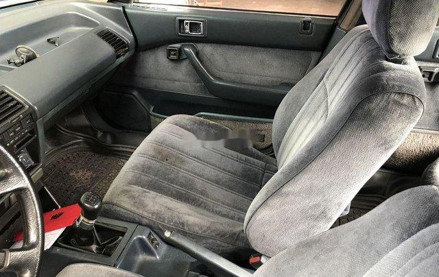 Bán Honda Accord sản xuất 1989, màu xám, nhập khẩu11