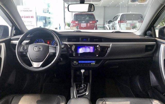 Bán Toyota Corolla Altis năm sản xuất 2014, màu nâu chính chủ, giá 560tr6