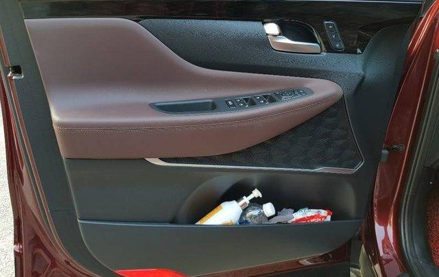 Bán Hyundai Santa Fe 2020, màu đỏ4