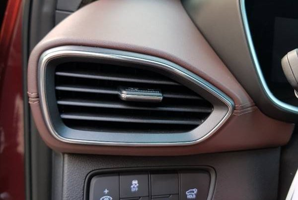 Bán Hyundai Santa Fe 2020, màu đỏ5