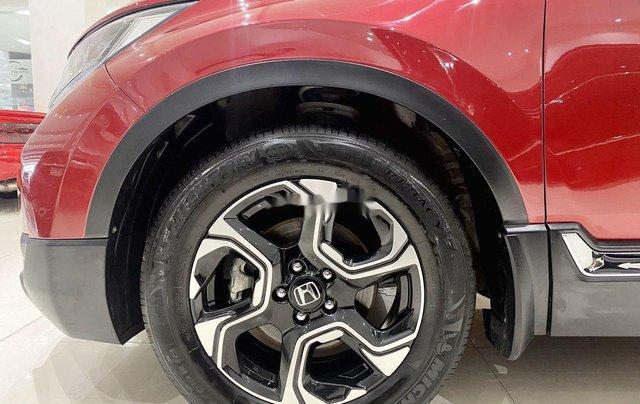 Bán Honda CR V năm 2019, màu đỏ chính chủ, giá chỉ 930 triệu10
