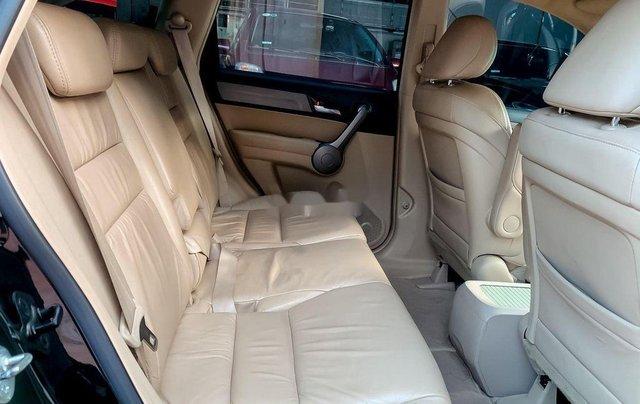 Xe Honda CR V đời 2009, màu đen, xe nhập, giá tốt7