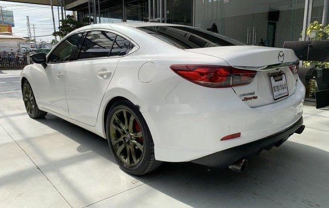 Xe Mazda 6 đời 2015, màu trắng chính chủ, giá tốt4