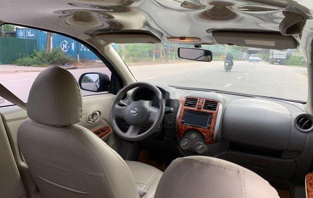 Xe Nissan Sunny năm sản xuất 2013, màu đen chính chủ9