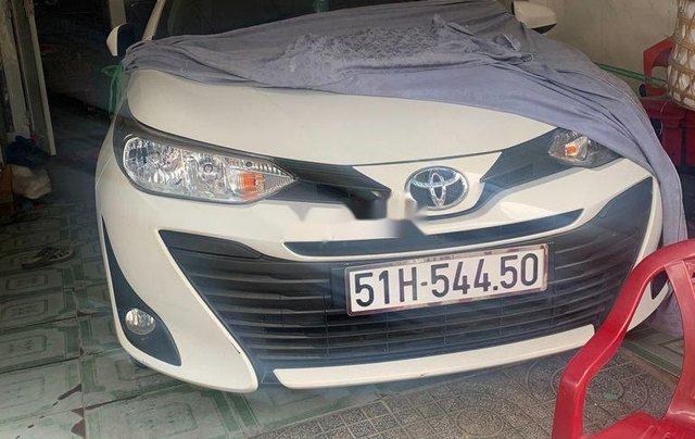Bán xe Toyota Vios năm 2019, màu trắng, nhập khẩu0