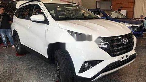 Bán Toyota Rush 2020, màu trắng, xe nhập1