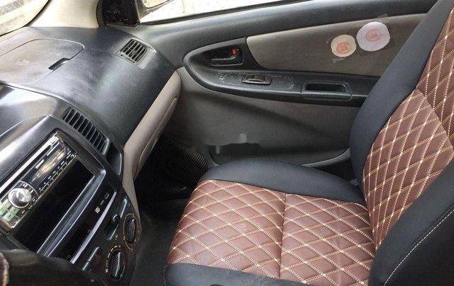 Cần bán gấp Toyota Vios đời 2005, màu đen chính chủ, 128tr5