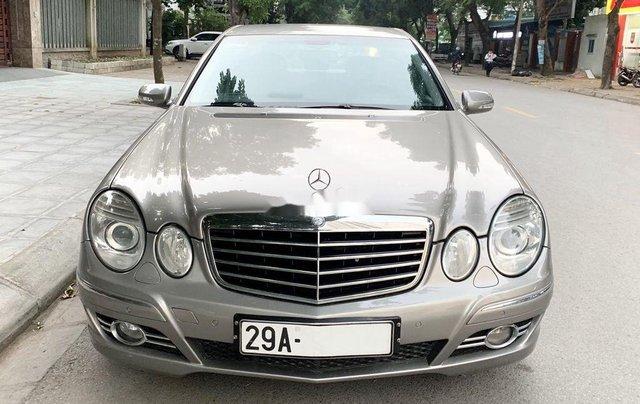Cần bán xe Mercedes E200 Kompressor đời 2008, màu bạc3