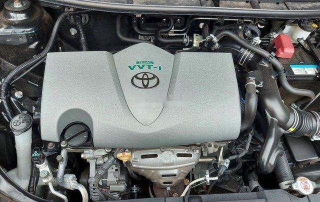 Cần bán gấp Toyota Vios 1.5G năm 2018, màu đen chính chủ6