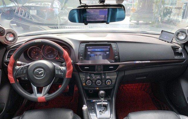 Xe Mazda 6 đời 2015, màu trắng chính chủ, giá tốt6