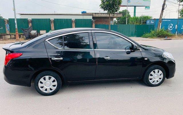 Xe Nissan Sunny năm sản xuất 2013, màu đen chính chủ1