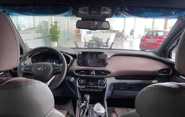 Bán ô tô Hyundai Santa Fe đời 2020, màu đỏ, giá 952tr4