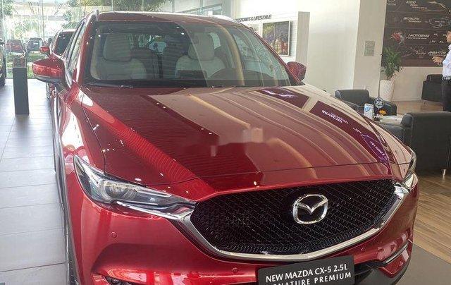 Bán Mazda CX 5 năm sản xuất 2020, màu đỏ, giá 829tr0