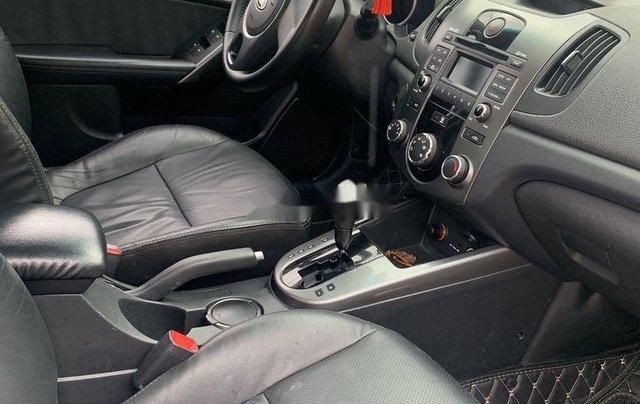Cần bán lại xe Kia Cerato sản xuất năm 2010, màu xám, xe nhập chính chủ2