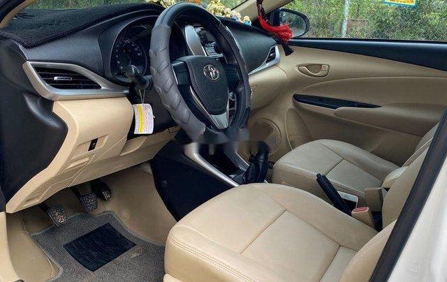 Xe Toyota Vios đời 2019, màu trắng số sàn6