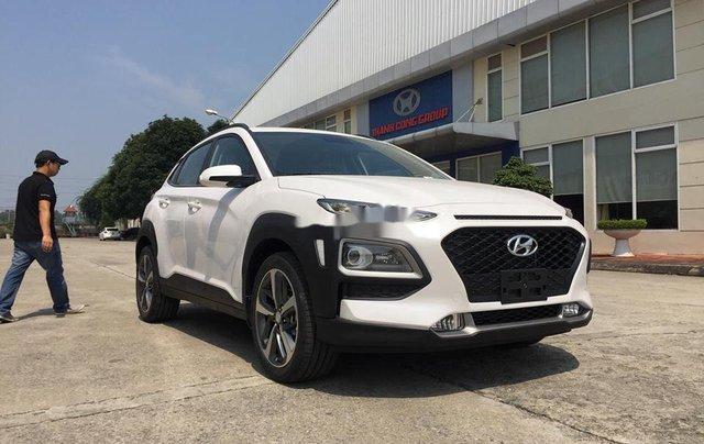 Hyundai Đông Đô bán xe Hyundai Kona năm sản xuất 2020, màu trắng1