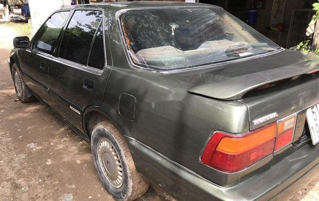 Bán Honda Accord sản xuất 1989, màu xám, nhập khẩu1