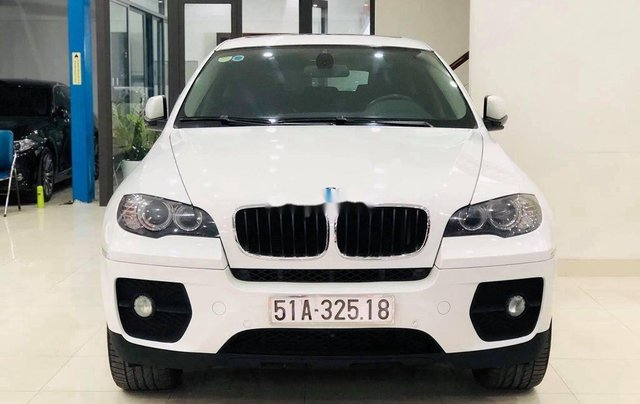 Bán BMW X6 sản xuất 2011, nhập khẩu còn mới0