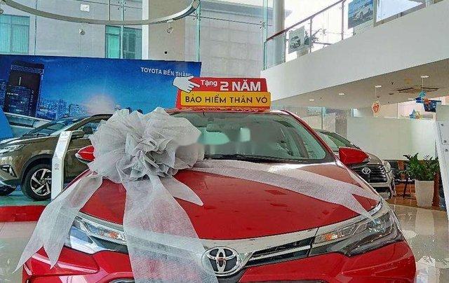 Bán Toyota Corolla Altis năm 2020, 763tr0