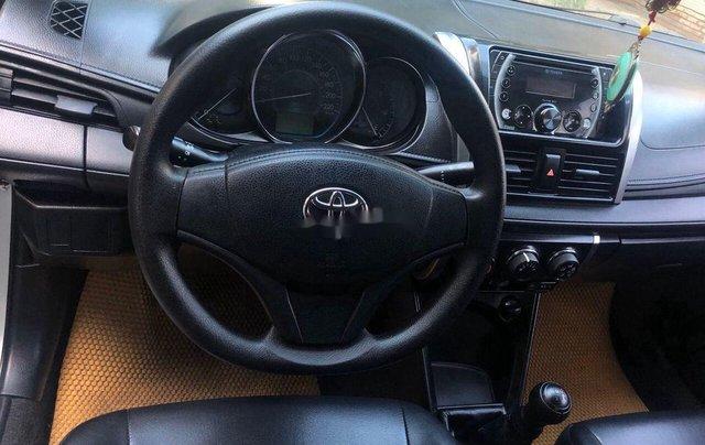 Cần bán xe Toyota Vios sản xuất 2014, một chủ từ mới 2