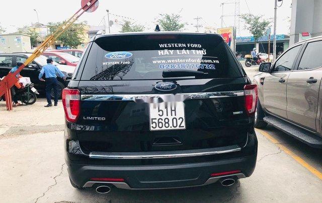 Bán Ford Explorer năm sản xuất 2018, nhập khẩu như mới4