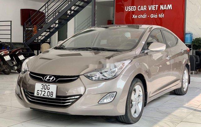 Bán Hyundai Elantra năm sản xuất 2013, nhập khẩu còn mới2