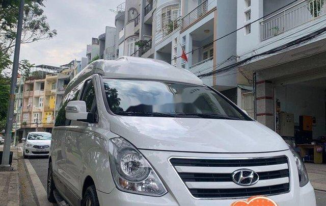 Cần bán gấp Hyundai Grand Starex năm 2016, xe nhập, số tự động11