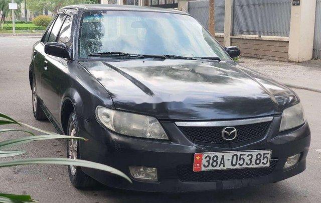 Bán ô tô Mazda 323 năm sản xuất 2005, nhập khẩu còn mới4