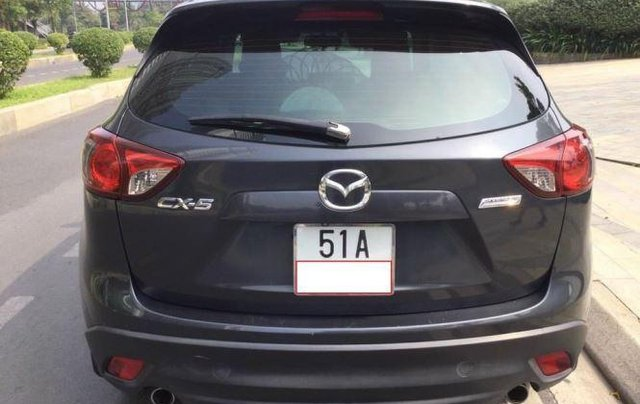 Cần bán xe Mazda CX 5 năm 2014, màu xanh lam2