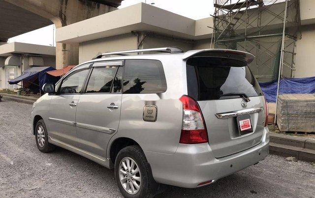 Bán Toyota Innova sản xuất năm 2013, số tự động, 490tr4