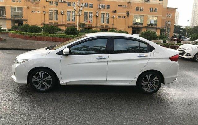 Bán Honda City đời 2016, màu trắng, số tự động, biển TP, trang bị full chỉ cần lấy về đi, giá siêu tốt3