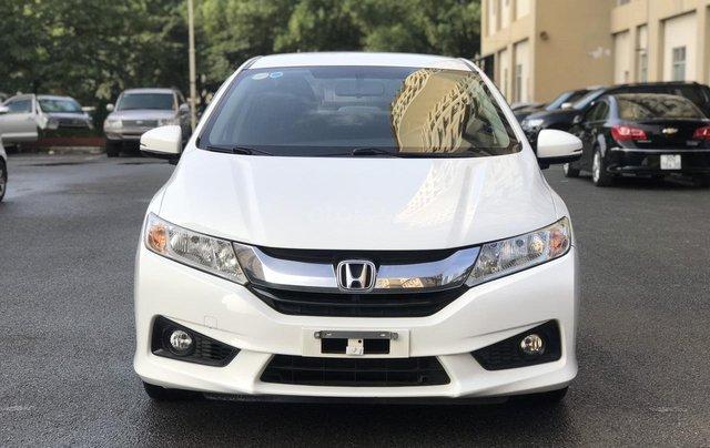 Bán Honda City đời 2016, màu trắng, số tự động, biển TP, trang bị full chỉ cần lấy về đi, giá siêu tốt0