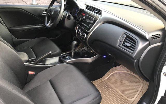 Bán Honda City đời 2016, màu trắng, số tự động, biển TP, trang bị full chỉ cần lấy về đi, giá siêu tốt7