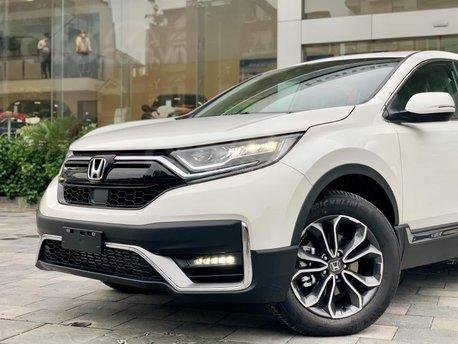 Honda CR-V 2020 giảm 100% thuế trước bạ + Khuyến mãi cực hấp dẫn, xe đủ màu giao ngay1