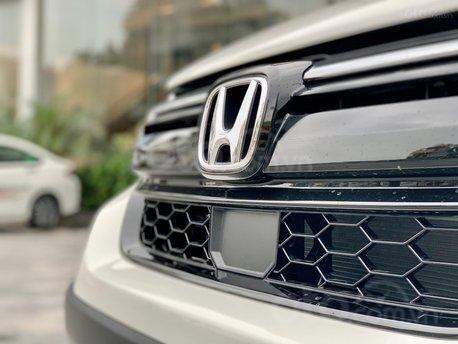 Honda CR-V 2020 giảm 100% thuế trước bạ + Khuyến mãi cực hấp dẫn, xe đủ màu giao ngay2