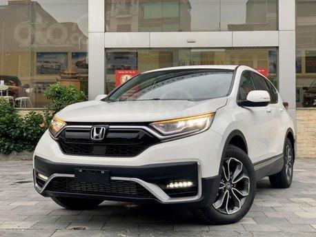 Honda CR-V 2020 giảm 100% thuế trước bạ + Khuyến mãi cực hấp dẫn, xe đủ màu giao ngay3
