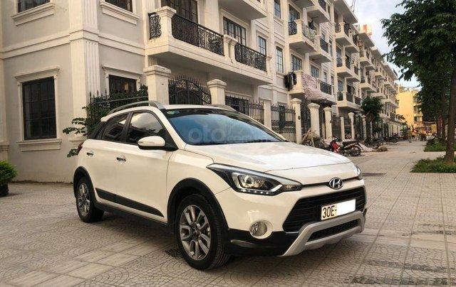 Cần bán nhanh với giá thấp chiếc Hyundai i20 Active, sản xuất năm 20150