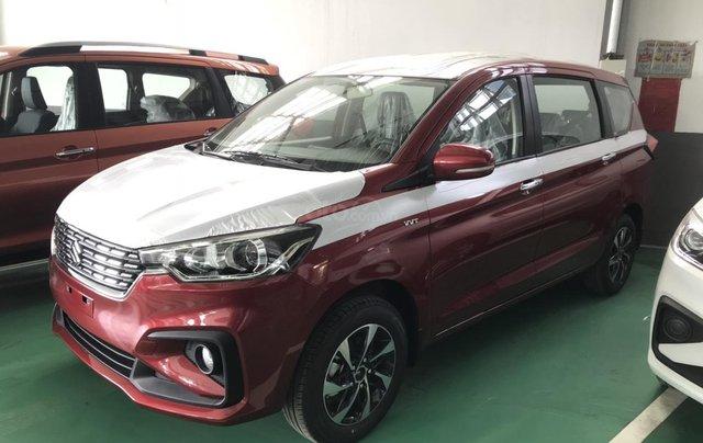 Suzuki Ertiga 1.5L MT 7 chỗ nhập khẩu, 150 triệu nhận xe lăn bánh1