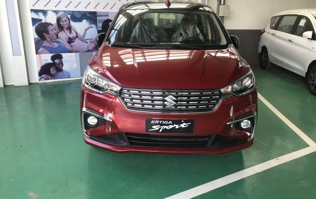 Suzuki Ertiga 1.5L MT 7 chỗ nhập khẩu, 150 triệu nhận xe lăn bánh3