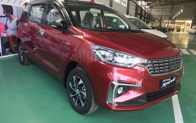 Suzuki Ertiga 1.5L MT 7 chỗ nhập khẩu, 150 triệu nhận xe lăn bánh2