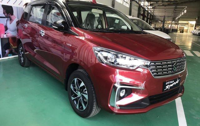 Suzuki Ertiga 1.5L MT 7 chỗ nhập khẩu, 150 triệu nhận xe lăn bánh4