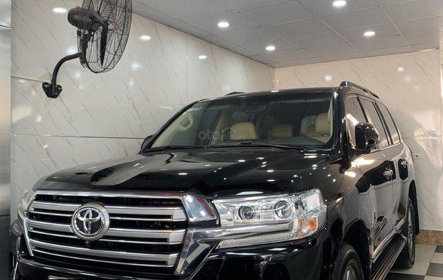 Cần bán Toyota Land Cruiser 2016 đăng ký 2017 - biển Hà Nội - một chủ từ đầu cực hot0