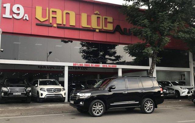 Cần bán Toyota Land Cruiser 2016 đăng ký 2017 - biển Hà Nội - một chủ từ đầu cực hot2