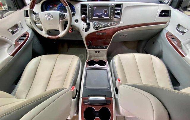 Bán xe Toyota Sienna Limited sản xuất 2013, màu trắng3