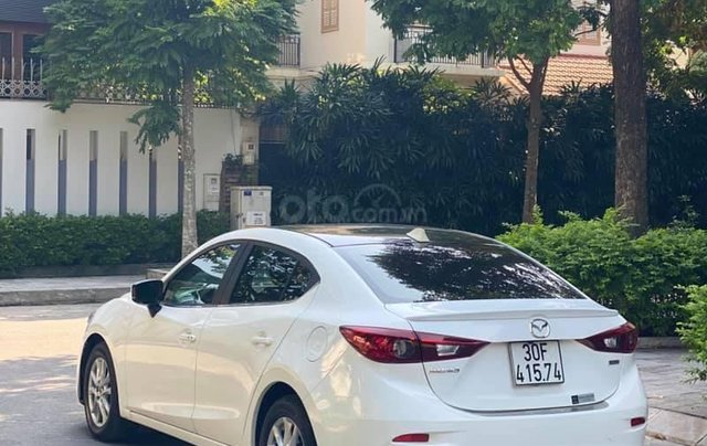 Mazda 3 FaceLift 1.5 SX 2018 màu trắng công tử1