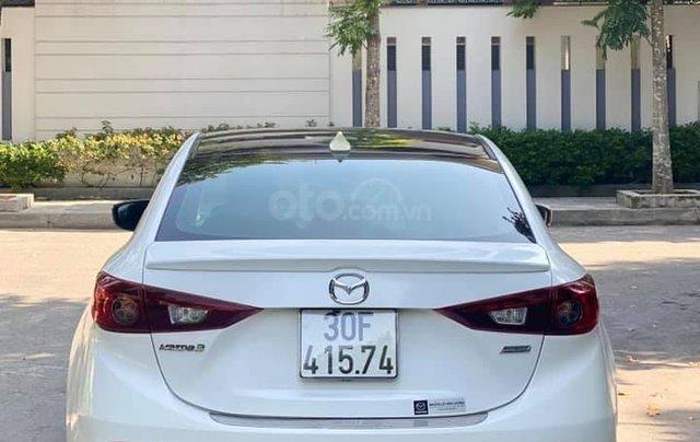 Mazda 3 FaceLift 1.5 SX 2018 màu trắng công tử3