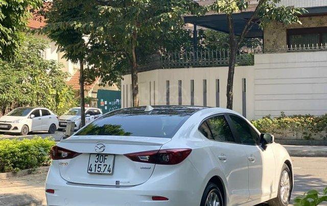 Mazda 3 FaceLift 1.5 SX 2018 màu trắng công tử5