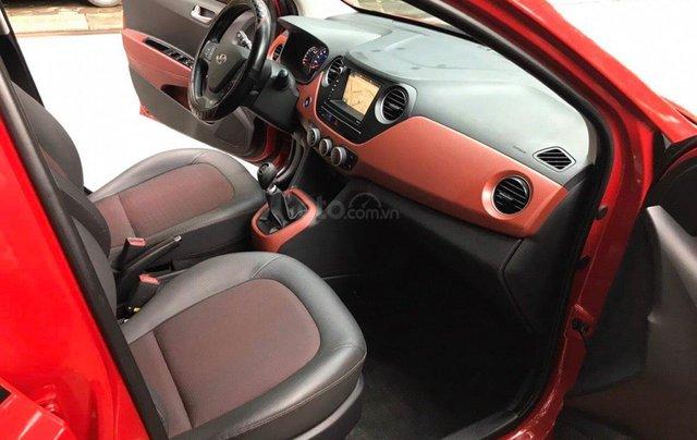 Cần bán xe Hyundai Grand i10 MT 2018, màu đỏ2