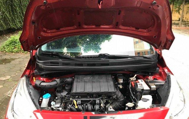 Cần bán xe Hyundai Grand i10 MT 2018, màu đỏ3