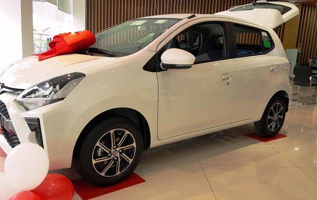 Bán Toyota Wigo 1.2 AT 2020 trả trước 110 triệu giao ngay2